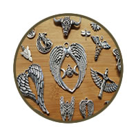 A Selection Of Zinc Alloy Charms